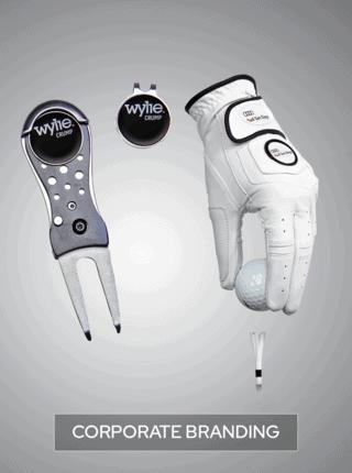 Corporate Golf Gifting and Branding Program
