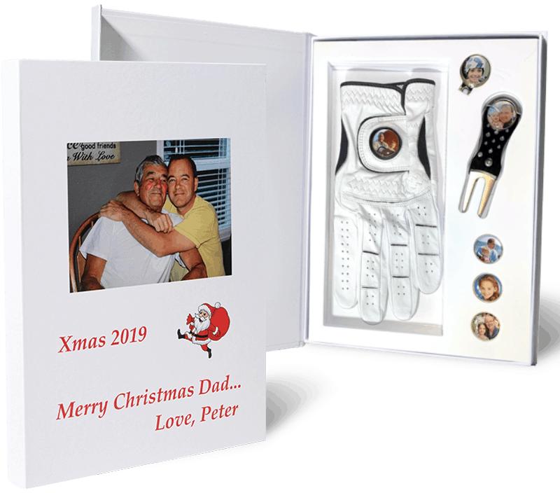Personalized Golf Gift Set (Spyglass)