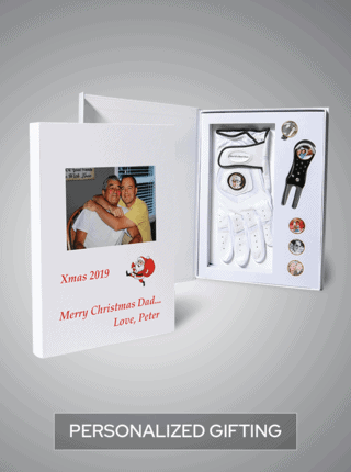 Personalized and Individual Golf Gifting
